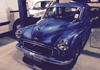 Classic car restoration Preston Lancashire